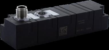 Cube67 Ventilanschaltung, Erweiterungsmodul
