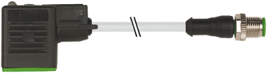 M12 St. ger. auf MSUD Ventilst. BF B 10mm