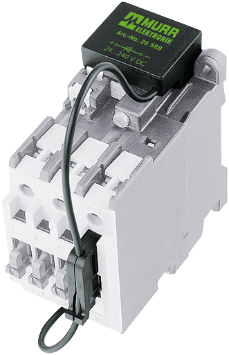 SIEMENS CONTACTOR SUPPRESSOR