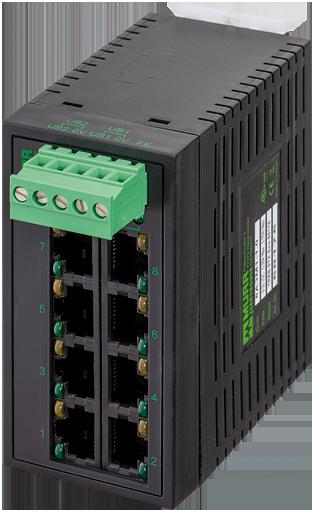 TREE 8TX Eco Gigabit Unmanaged Switch