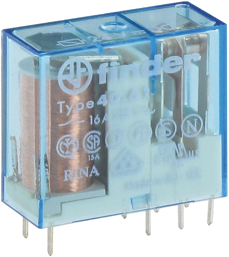 RELAY 24V DC-1U(16A) for RTS-1FI