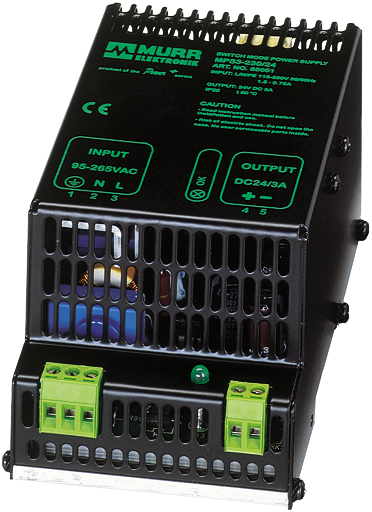 MPS POWER SUPPLY 1-PHASE,