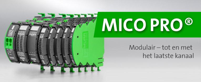 Banner Mico Pro